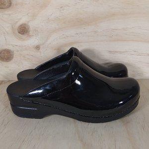 Dansko Sonja Patent Black Women´s Size 11.5